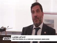 CEO Lucien Letayf Jr LIVE on TV5 MONDE Destination Francophonie