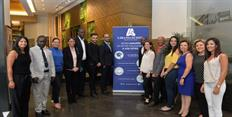 Libano-Suisse participates in an honors ceremony for eight students from francophone insurance institutions